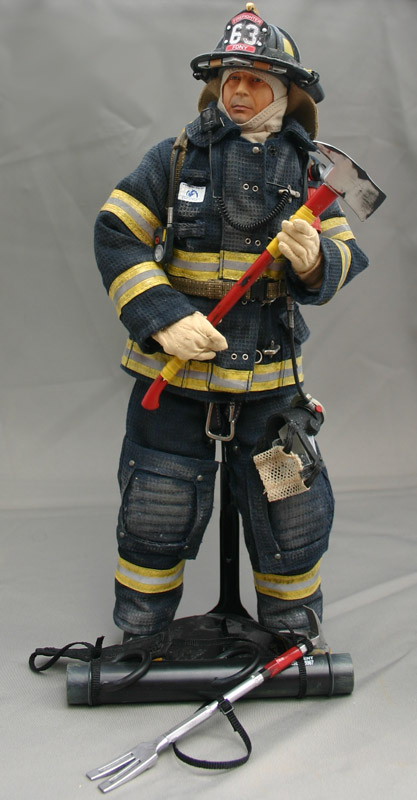 Hot Toys Fire